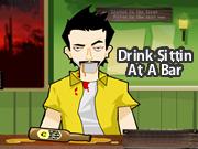 Drink Sittin At A Bar