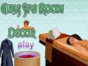 Girls Beauty Spa Room Decor