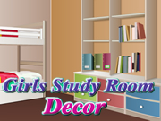 Girls Study Room Decor
