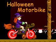 Halloween Motorbike