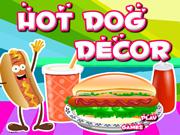 Hot Dog Decor