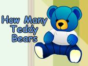 How Many Teddy Bears