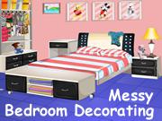 Messy Bedroom Decorating