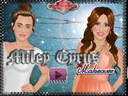 Miley Cyrus Celeb Makeover
