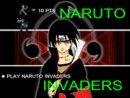 Naruto Invaders