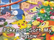 Pokemon Sort My Jigsaw