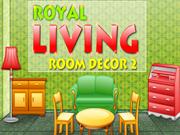 Royal Living Room Decor