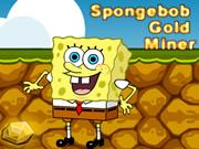Spongebob Gold Miner