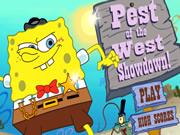 Spongebob Square Pants Pest of the West Showdown