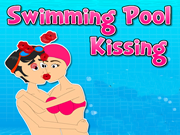 Swimming Pool Kissing