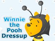 Winnie the Pooh Dressup