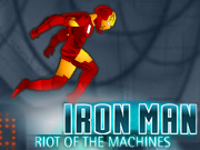 Iron Man Riot of the Machines