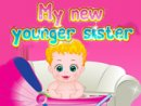 My new younger sister
