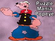Puzzle Mania Popeye