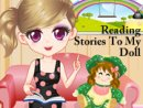 Reading Stories To My Doll