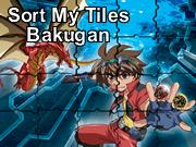 Sort My Tiles Bakugan