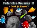 Asteroids Revenge III - Crash to Survive
