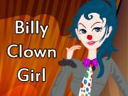Billy Clown Girl