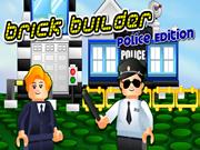Brick Builder Police Edition