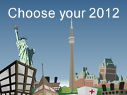 Choose your 2012