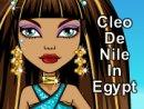 Cleo De Nile In Egypt