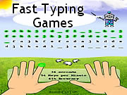 Fast Typing Games