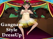 Gangnam Style Dress Up