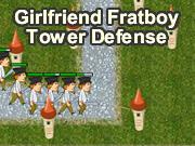 Girlfriend Fratboy Tower Defense