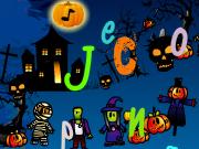 Halloween Hidden Letters