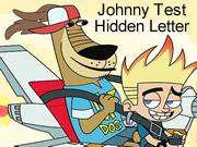 Johnny Test Hidden Letter