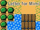 Letter for Mimi