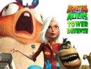 Monster vs Aliens Tower Defence