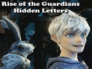 Rise of the Guardians Hidden Letter