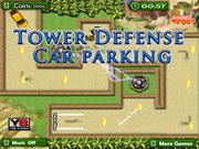 Tower Defense Car Parking