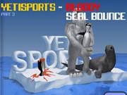 Yeti Sports (Part 3) - Bloody Seal Bounce