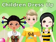 Children Dress Up