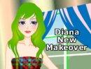 Diana New Makeover