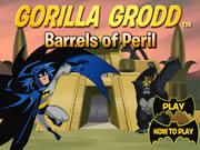 Gorilla Grodd Barrels Of Peril