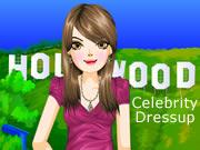 Hollywood Celebrity Dressup