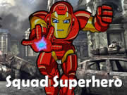 Squad Super Hero