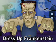 Dress Up Frankenstein