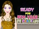 Ready For New Year Party