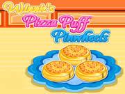 Winnie's Pizza Puff Pinwheels