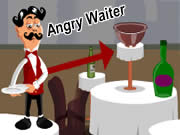 Angry Waiter