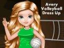 Avery Volleyball Dress Up