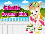 Chalk Drawing Kids
