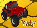Crazy Jeep Parking