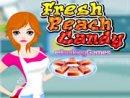Fresh Peach Candy
