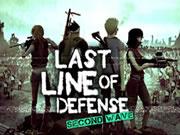 Last Line of Defense: Second Wave