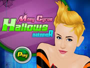 Miley Cyrus Hallows Makeover